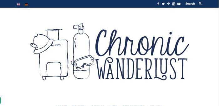 Chronic Wanderlust