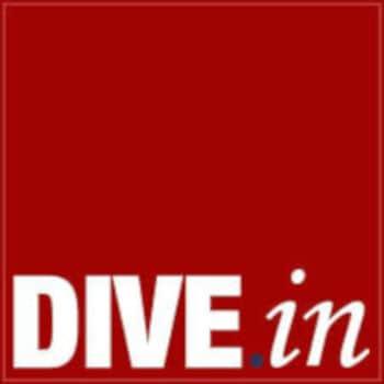 DIVE.in Magazine Logo