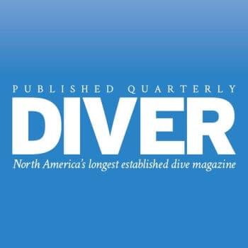 DIVER Magazine Logo