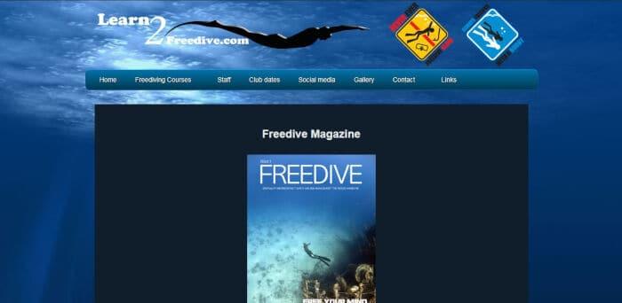 Freedive Magazine