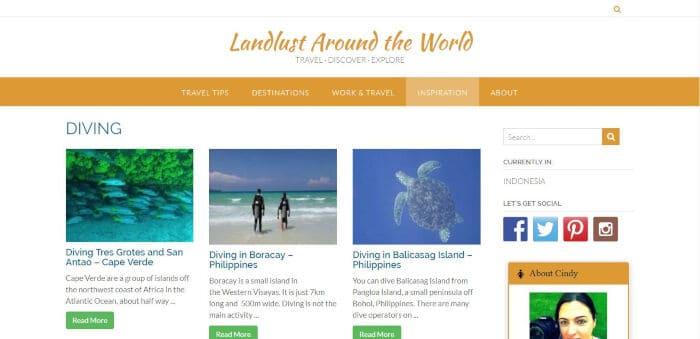 Landlust Around the World