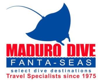 Maduro Dive Logo