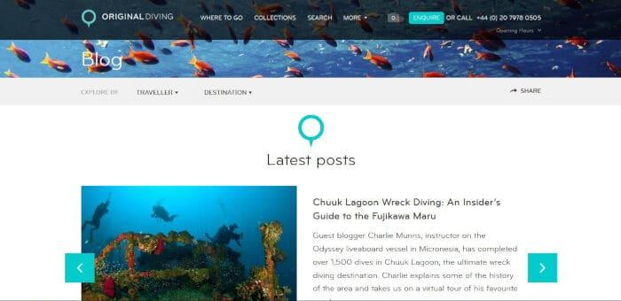 Original Diving