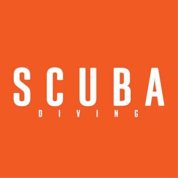 Scuba Diving Mag Logo