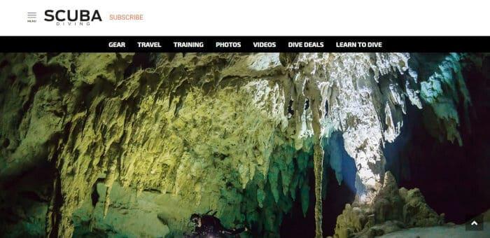 Scuba Diving Mag