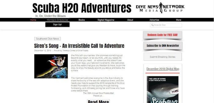 Scuba H20 Adventures