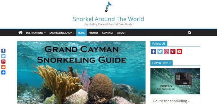 Snorkel Around The World