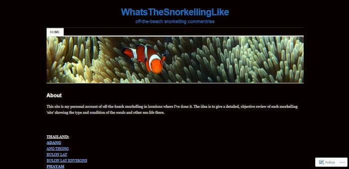 WhatsTheSnorkellingLike